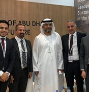 Elsewedy Electric met with H.E. Eng. Awaida Murshed Al Marar in UAE