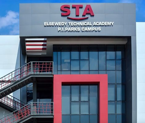 Elsewedy Technical Academy in Seconds