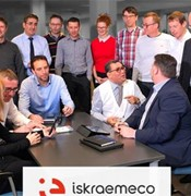 Big success for Iskraemeco!