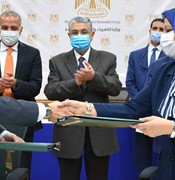 Egytech Cables signs a new contract to establish the Delta Regional Control Center (DRCC)