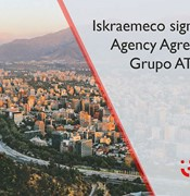 Iskraemeco signs an Exclusive Agency Agreement with Grupo ATO, Chile