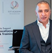STA partners with the Egyptian German Technical Academy to support vocational education
