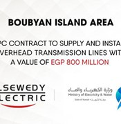 Connecting Boubyan Island Area in Kuwait