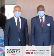 Elsewedy Electric supports Angola's fight against covid-19